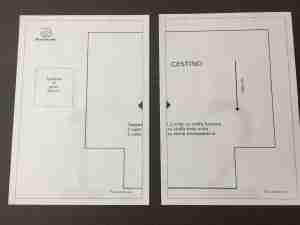 Come usare un cartamodello PDF