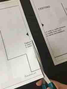 Come usare un Cartamodello PDF 2