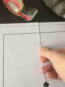 Come usare un cartamodello PDF 5