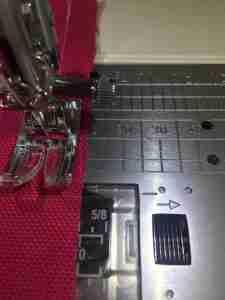 cucire dritto 3