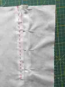 Tutorial come cucire una cerniera 8