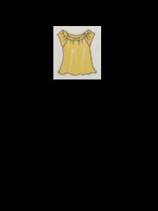 camicia senza maniche