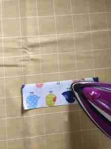 Tutorial per realizzare un porta torta in stoffa 6