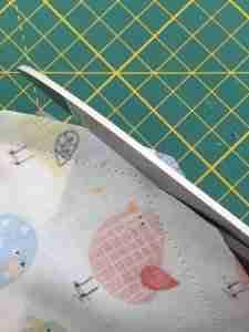 Tutorial per realizzare un porta torta in stoffa 21