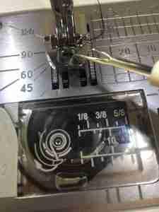 Tutorial come cucire una cerniera invisibile 15