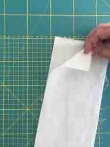 Tutorial come cucire una cerniera invisibile 2