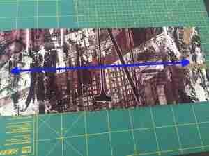 Tutorial come confezionare una fascia turbante in 2 cuciture