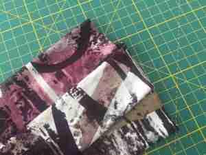 Tutorial come confezionare una fascia turbante in 2 cuciture 14