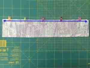 Tutorial come confezionare una fascia turbante in 2 cuciture 6