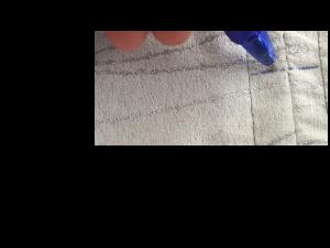 Tutorial per cucire una federa per cuscino con cerniera 23