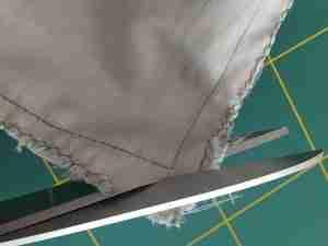 Tutorial per cucire una federa per cuscino con cerniera 27
