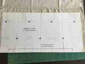 Tutorial per cuciru una federa per cuscino con cerniera 3