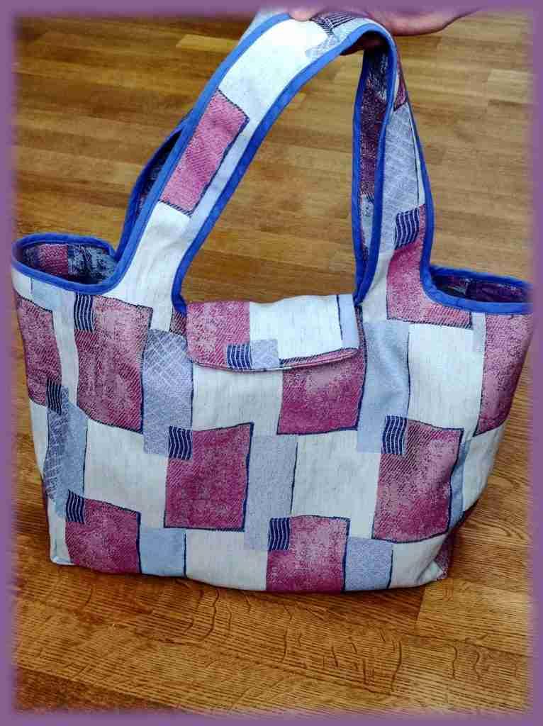 Shopping bag o borsa della spesa