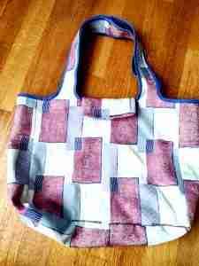 Tutorial come cucire una shopping bag 64