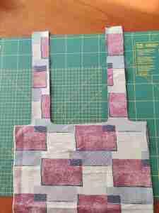 Tutorial come cucire una shopping bag 23