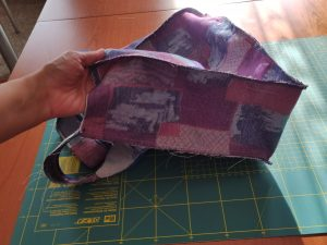 Tutorial come cucire una shopping bag 63