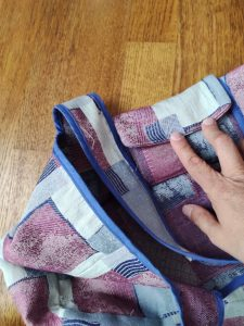 Tutorial come cucire una shopping bag 66